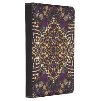 Crazy Beautiful Abstract  Kindle 4 Touch Case