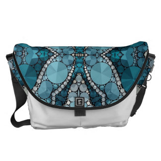 Crazy Beautiful Abstract Commuter Bags