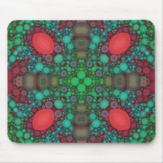 Crazy Beautiful Abstract Mouse Mat