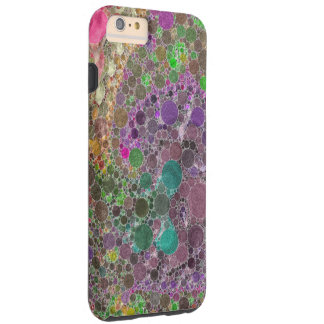 Crazy Beautiful Abstract Tough iPhone 6 Plus Case
