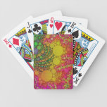 Crazy Beautiful Bicycle Poker Cards
