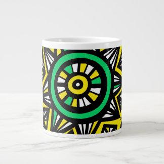 Crazy Beautiful Intelligent Incredible Jumbo Mug