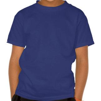 Crazy Blue Like a Fox Kids T-Shirt