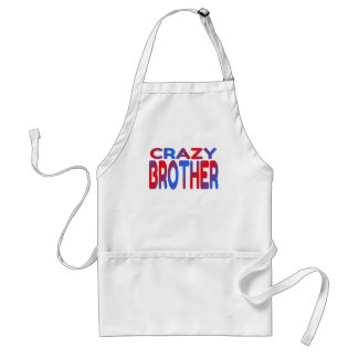 Crazy Brother Standard Apron