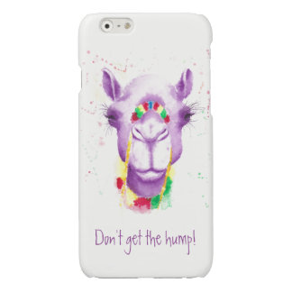 Crazy Camel iPhone 6/6s Glossy Finish Case iPhone 6 Plus Case