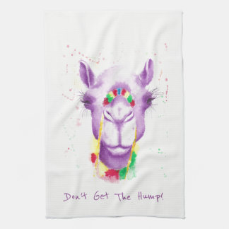 Crazy Camel Kitchen Towel