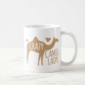 Crazy Camel Lady Coffee Mug