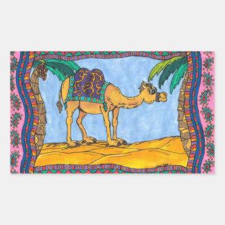 Crazy Camel Stickers