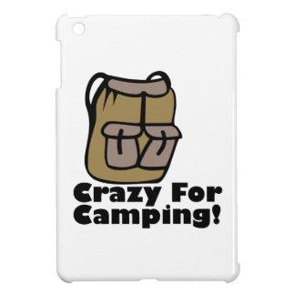 Crazy Camping iPad Mini Case