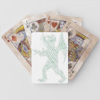 Crazy Card Deck Poker Deck