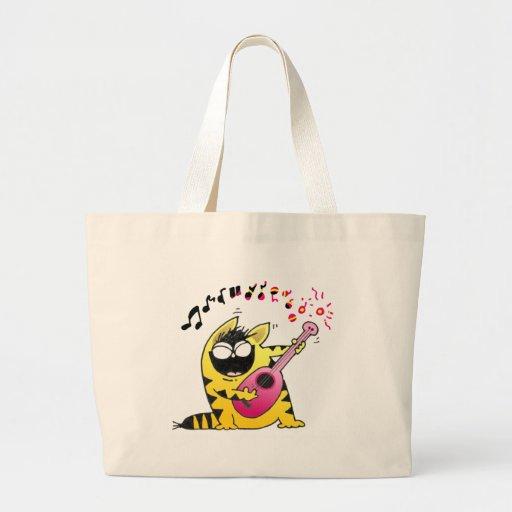 Crazy Cat Guitarist Bags