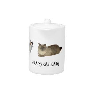 Crazy Cat :Lady