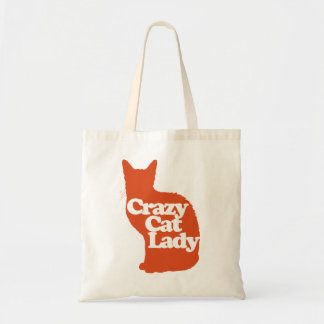 Crazy cat lady bags