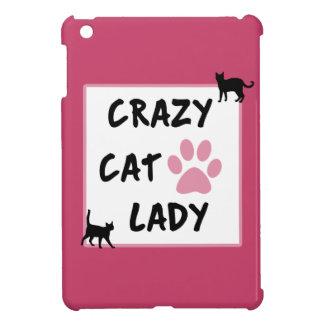 Crazy Cat Lady iPad Case