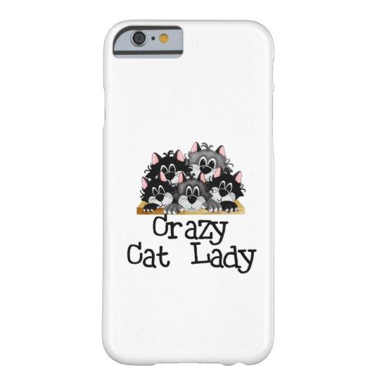 Crazy Cat Lady iPhone 6 case