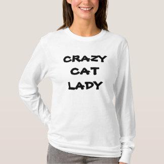 CRAZY CAT LADY THREE BLACK CATS HOODIE