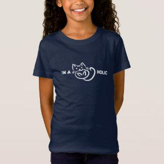 Crazy cat religion T-shirt