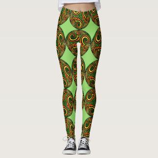 Crazy Celtic! Leggings