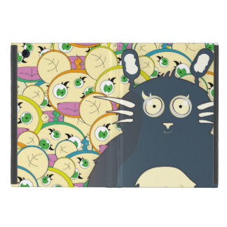 Crazy character iPad mini cover