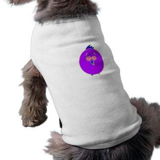 Crazy Chick! Sleeveless Dog Shirt