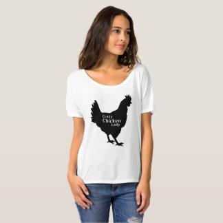 Crazy Chicken Lady Tee tshirt