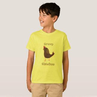 Crazy Chicken T-Shirt