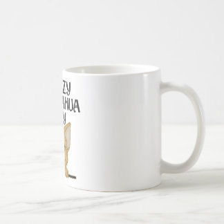 Crazy Chihuahua Lady Mug