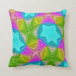 Crazy Color Pattern Cushion