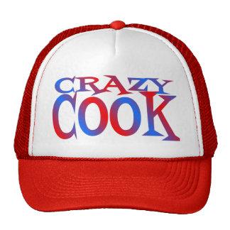Crazy Cook Cap