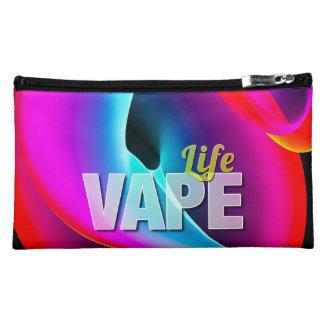 Crazy Cool Vape Cloud Cosmetics Bags