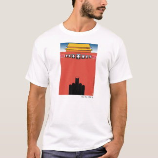 Crazy Crab Tiananmen t-shirt