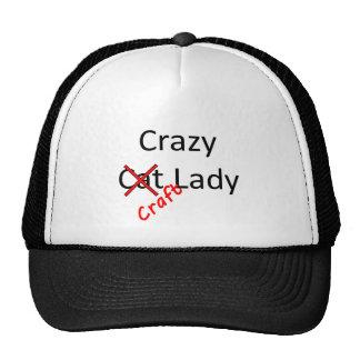 crazy craft lady .png cap