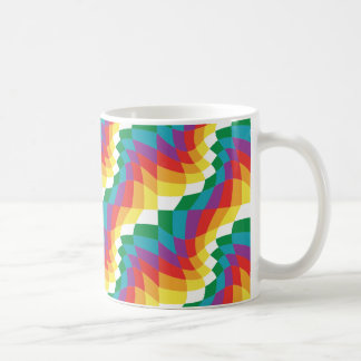 Crazy cup of colors