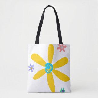 Crazy Daisy 2 Tote Bag