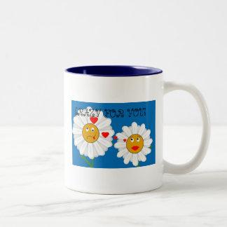 Crazy Daisy CRAZY FOR YOU! Mug