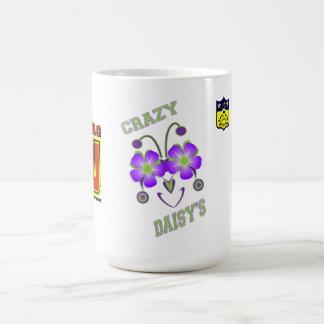 Crazy Daisy's 2012 Basic White Mug