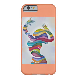 Crazy dancing girl iPhone Barely There iPhone 6 Case