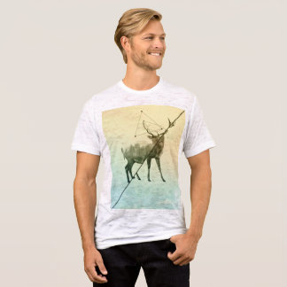 Crazy Deer T-shirt