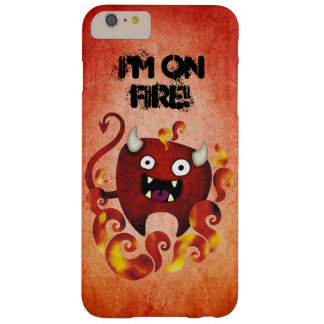 Crazy Demon Barely There iPhone 6 Plus Case