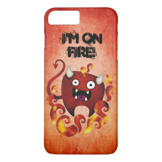 Crazy Demon iPhone 7 Plus Case