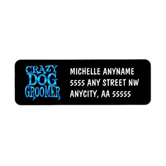 Crazy Dog Groomer