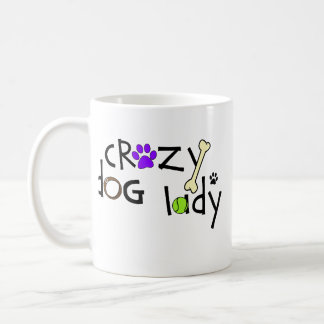 Crazy Dog Lady - Mug