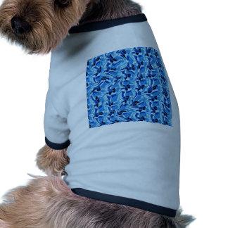 crazy Doodle 13 blue (C) Pet Clothing