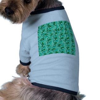 crazy doodle 13 green(C) Doggie T Shirt