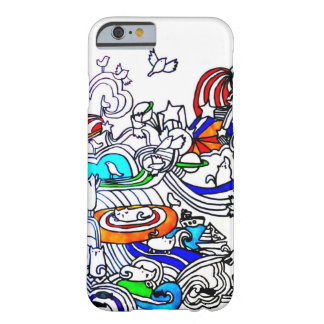 crazy doodles iPhone 6 case