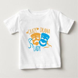 Crazy DRAMA Lady Shirts