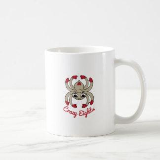 Crazy Eights Coffee Mugs