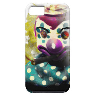Crazy Evil Clown Toy iPhone 5 Case