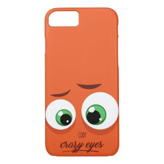Crazy eyed Cody iPhone 8/7 Case