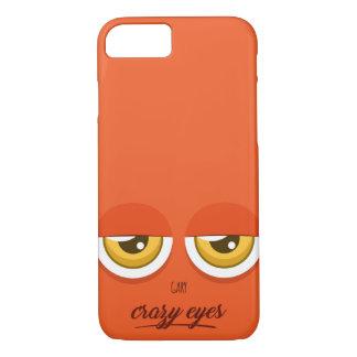 Crazy eyed Gary iPhone 7 Case
